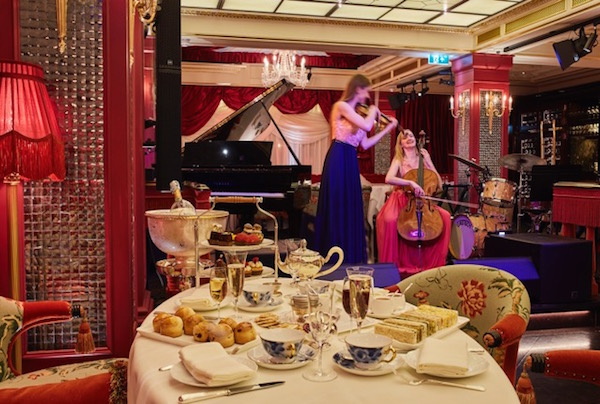 Park Chinois Afternoon Tea