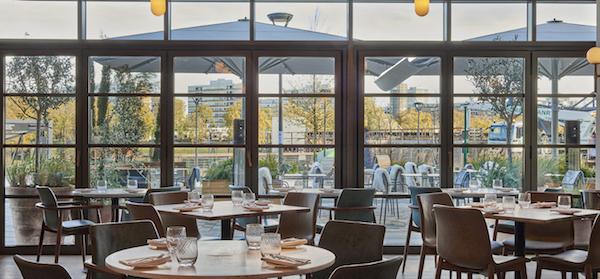Fiume restaurant London
