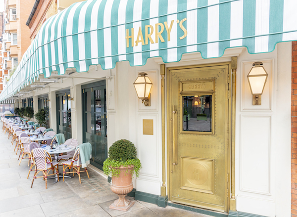 Harry's Dolce Vita terrace