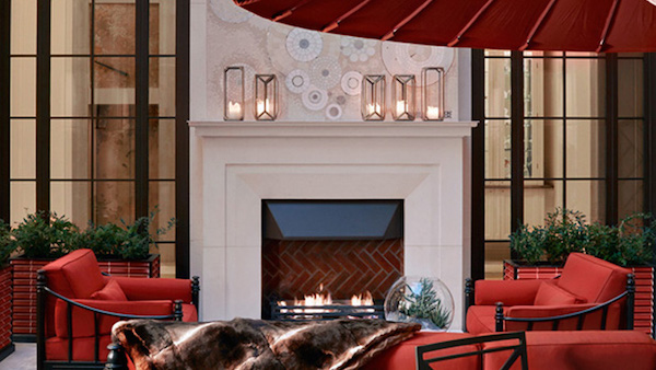 The Garden Lounge at The Corinthia