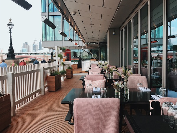 Sea Containers at the Mondrian