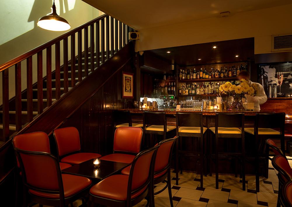 69 Colebrooke Row Bar