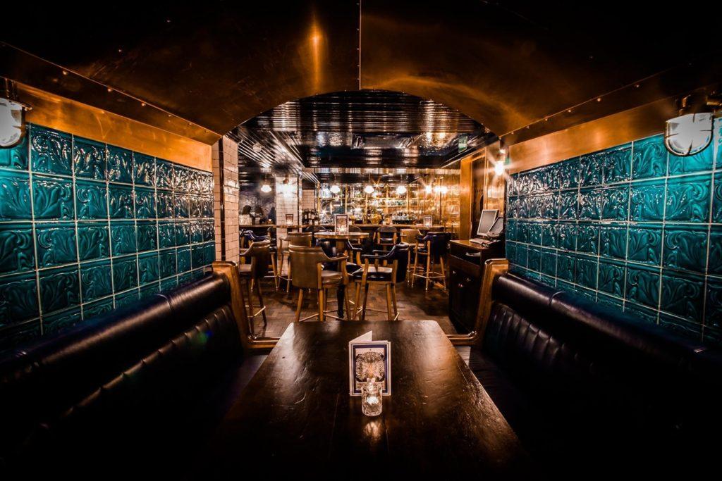The Hawksmoor Bar