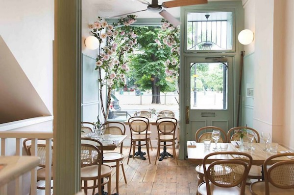 Minnow restaurant in Clapham - guide to the best brunch in London