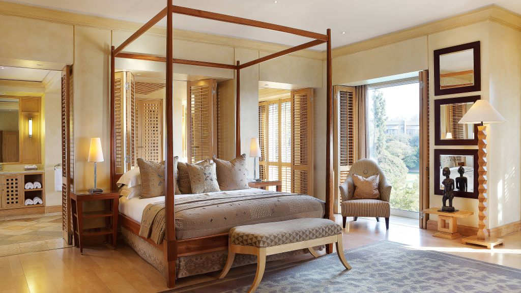 The suites at The Saxon Hotel