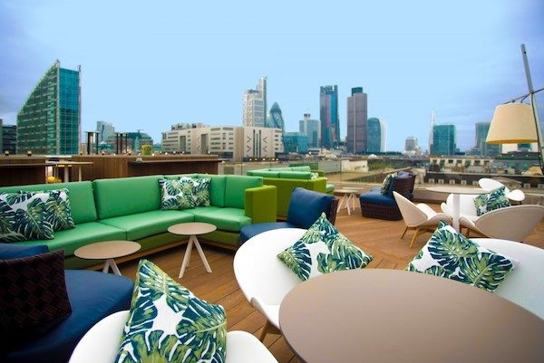 Aviary Rooftop Bar