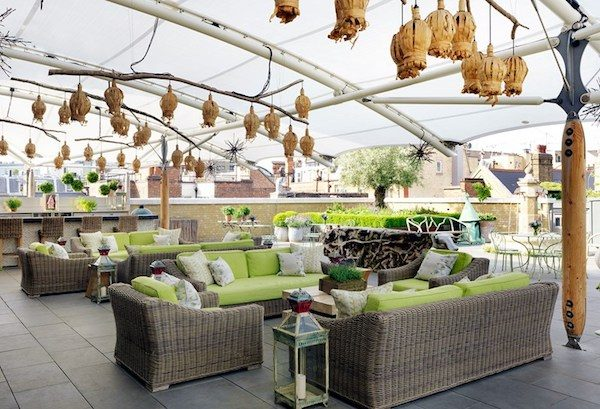 Ham Yard Roof Terrace
