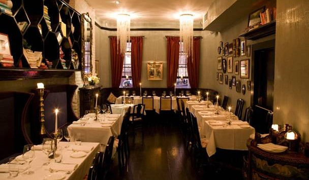 The best private dining rooms in new york for Best private dining rooms uk