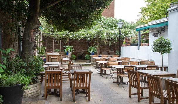 Engineer Primrose Hill Restaurant