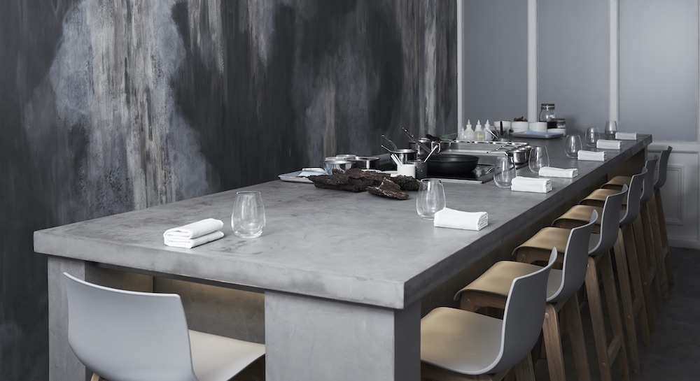 Aulis private dining room