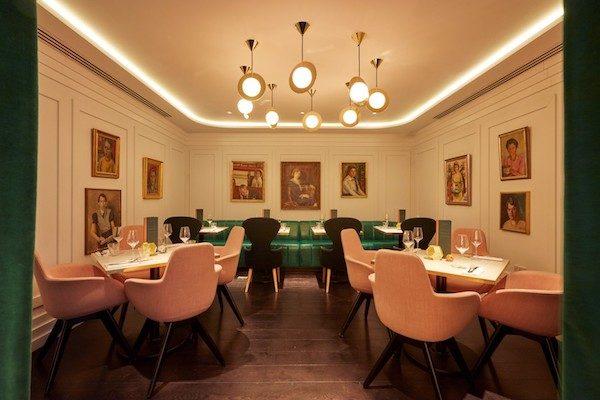 The Best Private Dining Rooms in London
