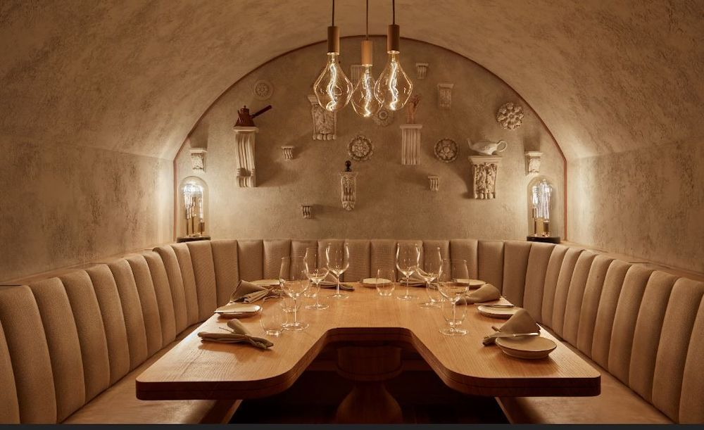Private dining at Hide on Piccadilly