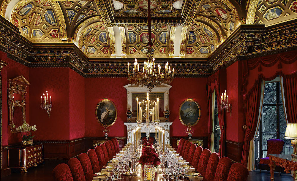 William Kent Room at The Ritz