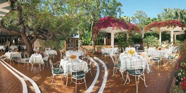 Cabana Cafe At Beverly Hills Hotel