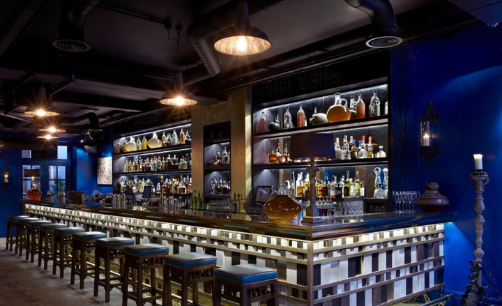 Coya bar London