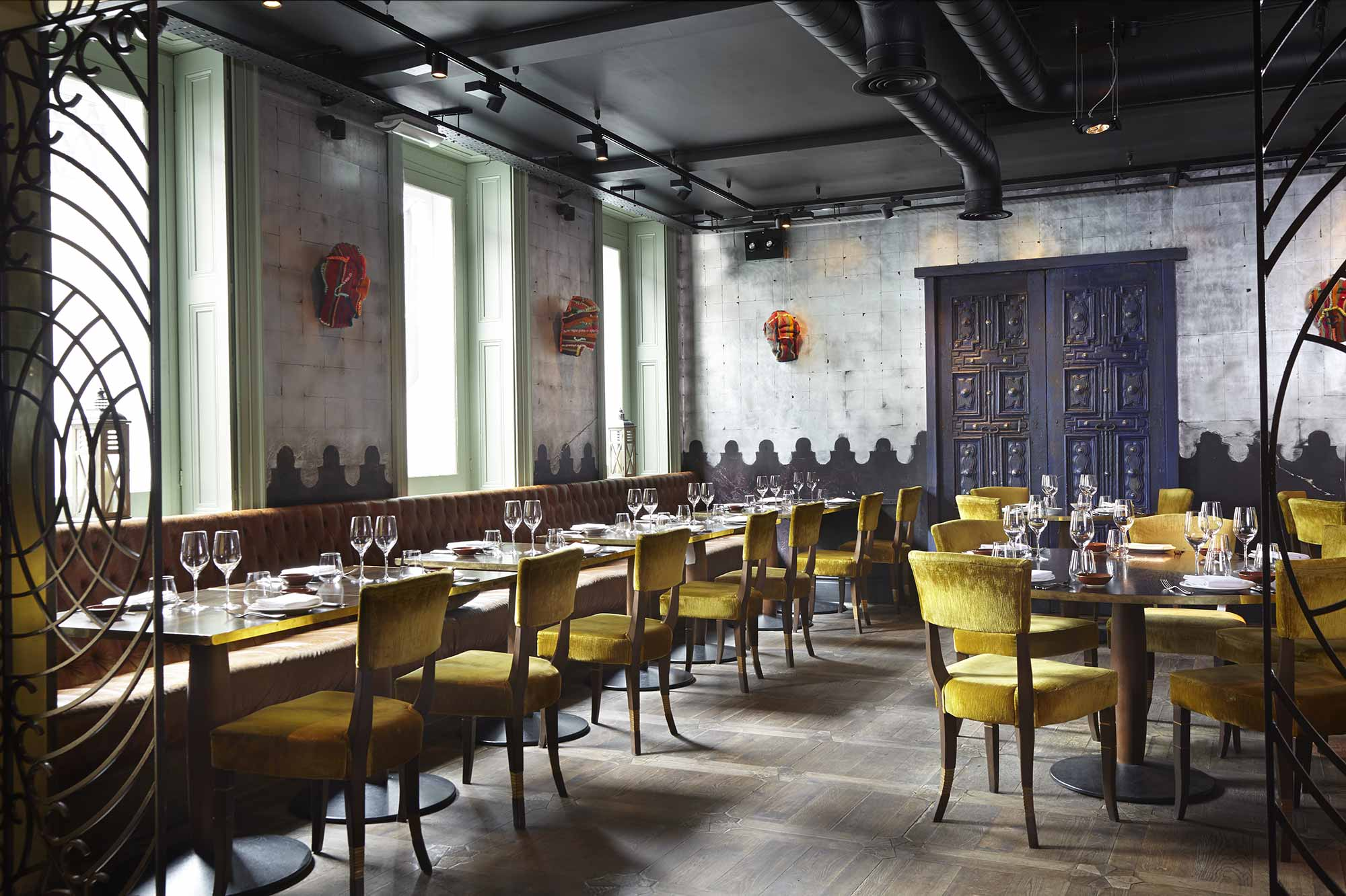 Coya restaurant peruvian restaurant in london Small dining rooms london