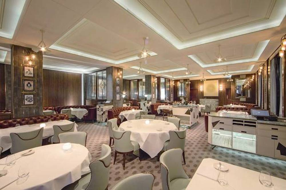 The best hotel restaurants in London