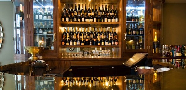 The Best Champagne Bars in London