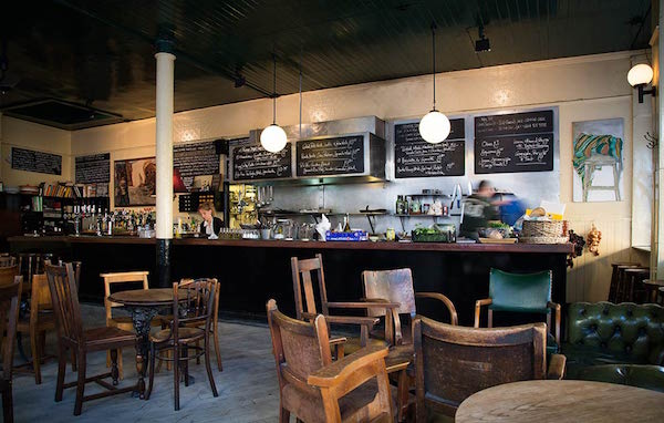 The Eagle pub in Clerkenwell