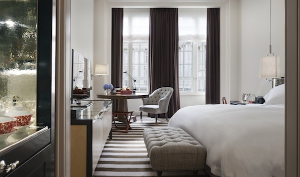 London's Best Luxury and 5 Star Hotels