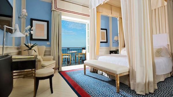 JK Capri bedrooms