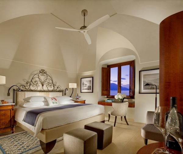 Rooms at Monastero Santa Rosa in Amalfi