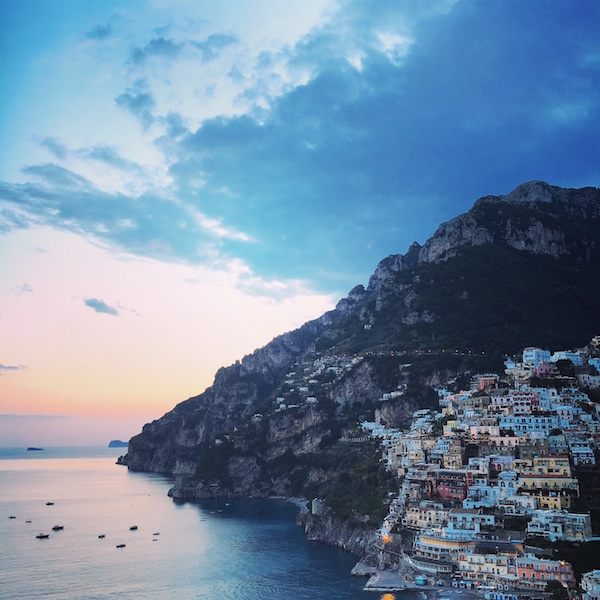 Luxury hotels in Positano