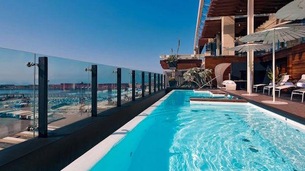 Romeo Hotel in Naples