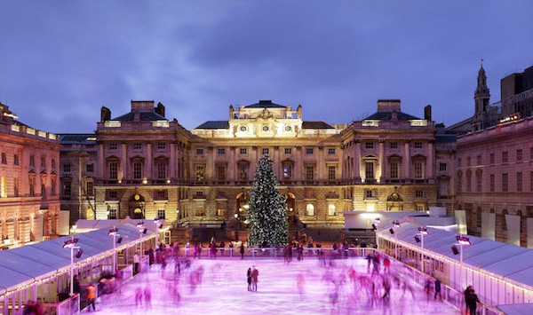 Ice Skating in London - Our Pick of the Christmas Ice Skating Rinks
