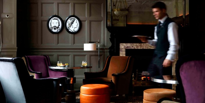 The Best Hotel Bars in London