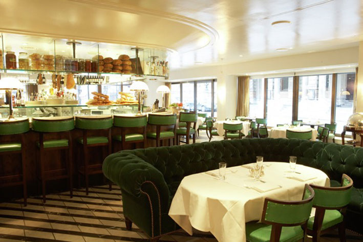 Cecconi's restaurant in London