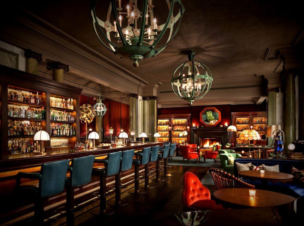 The Scarfes Bar