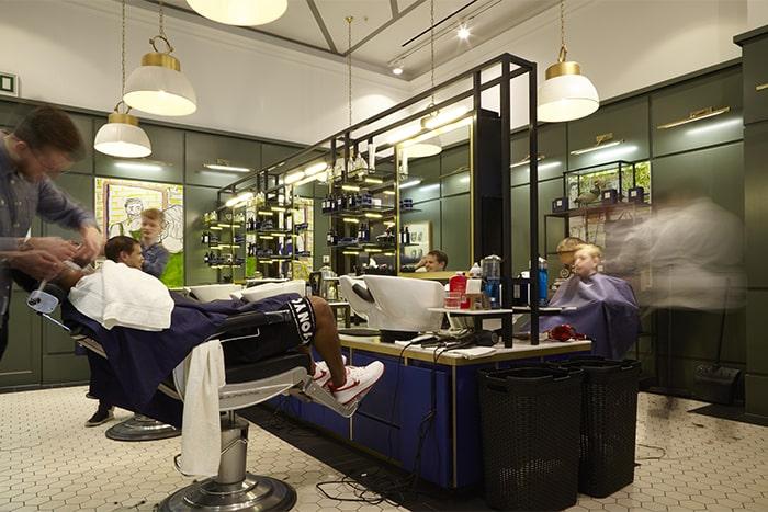 Murdoch Barbers London