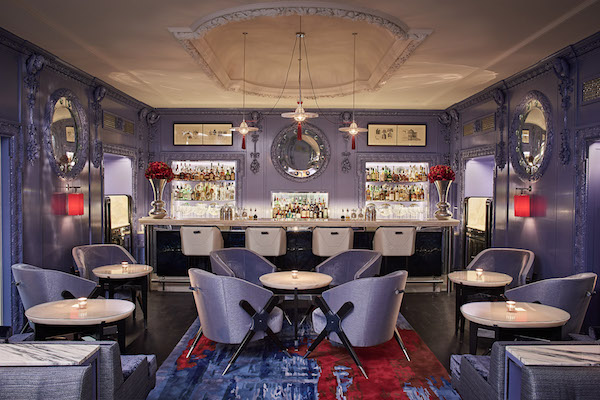 The Blue Bar at The Berkeley
