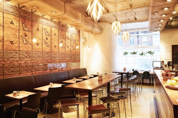 The Providores and Tapa Room in Marylebone