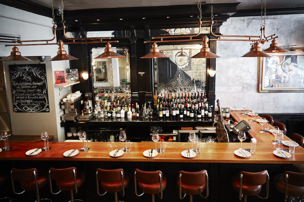 Opera Tavern, a Spanish restaurant in Covent Garden.