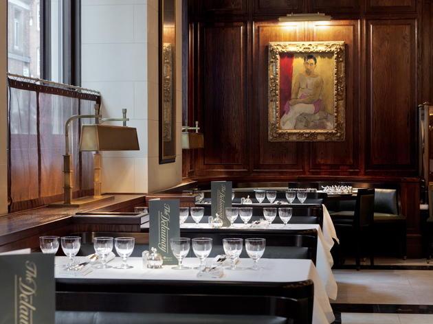 The Delaunay Restaurant