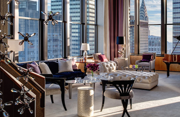 The Jewel Suite at Lotte New York palace