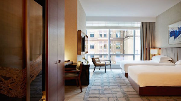 Park Hyatt New York Rooms
