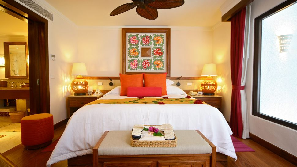 The rooms at Belmond Maroma