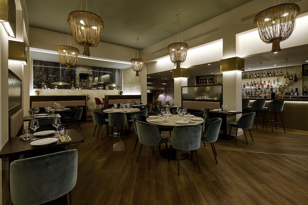 Kahani Indian restaurant in Chelsea
