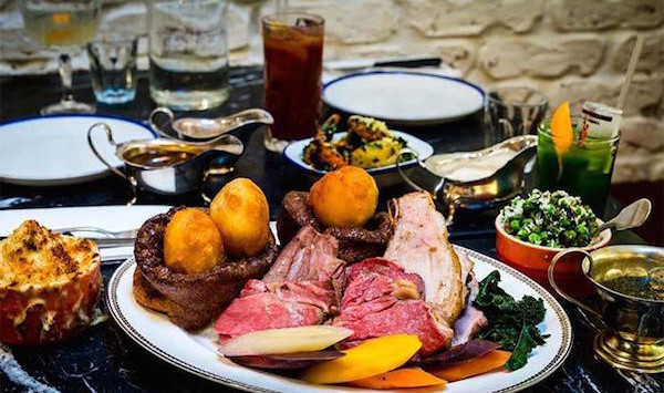 The Best Sunday Roast in London