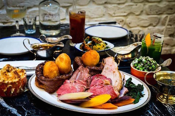 Blacklock Sunday roast