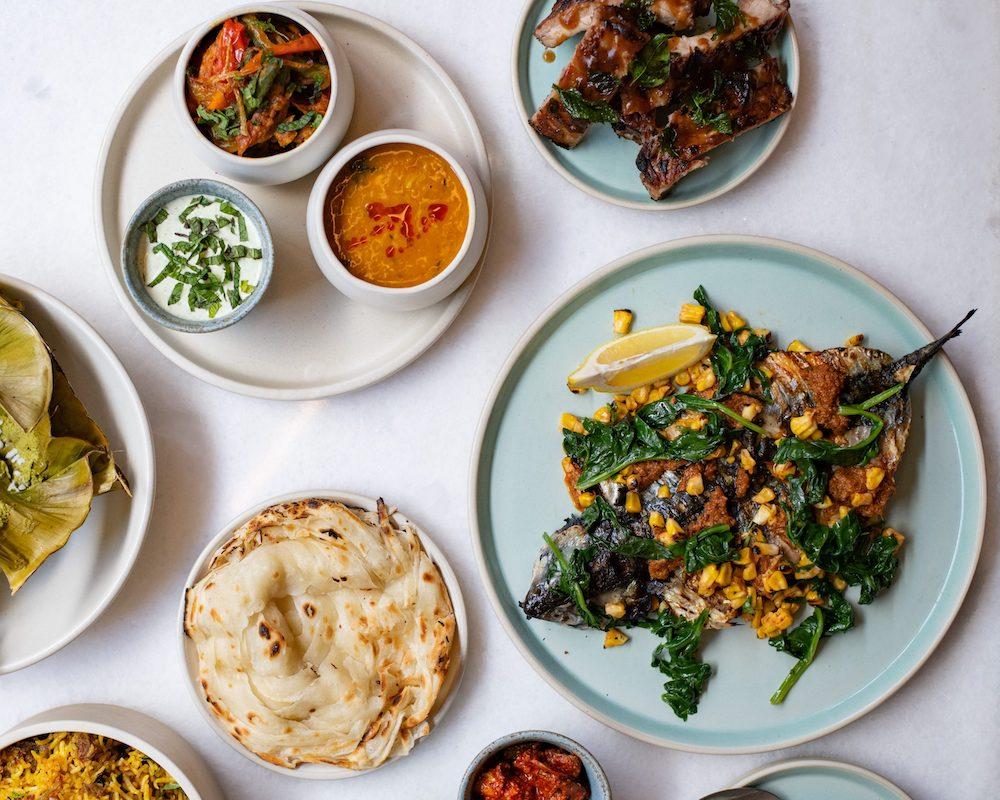 Pali Hill Indian restaurant