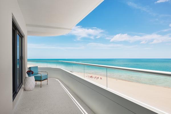 Faena Miami Beach Sea View