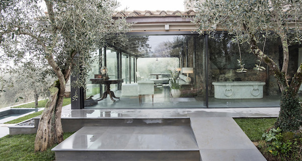 The Casina private luxury home in Tuscany
