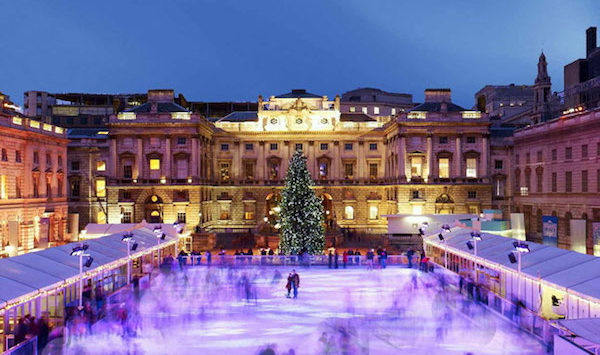 Christmas Ice Skating London.The Best Ice Skating In London