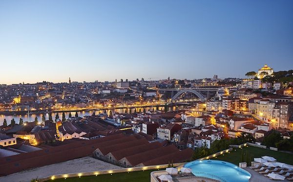 The Yeatman Hotel in Porto