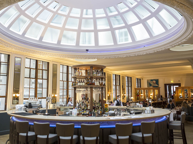 1 Lombard Street restaurant in The City