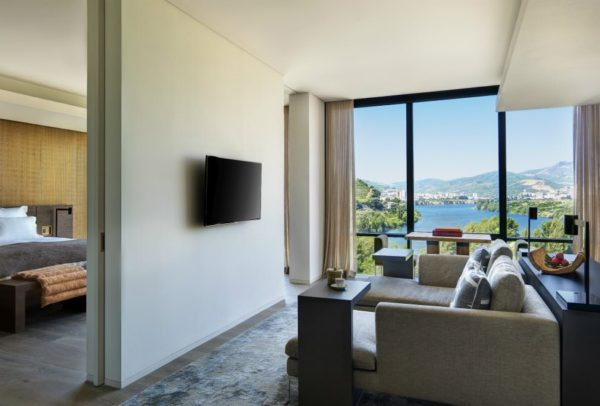 bedrooms at six senses douro valley